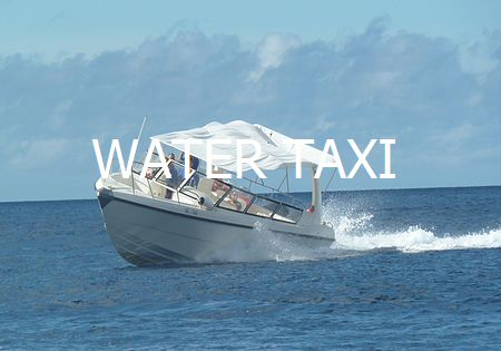 Watertaxi Curacao