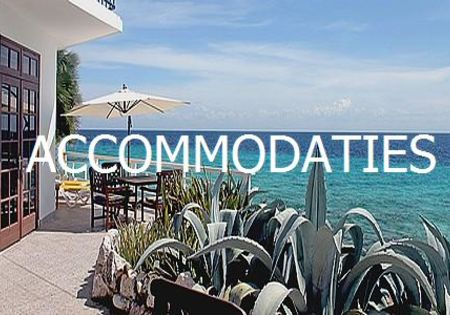 Overzicht Accommodaties Curacao