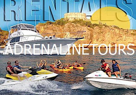 Adrenaline Tours Curacao.