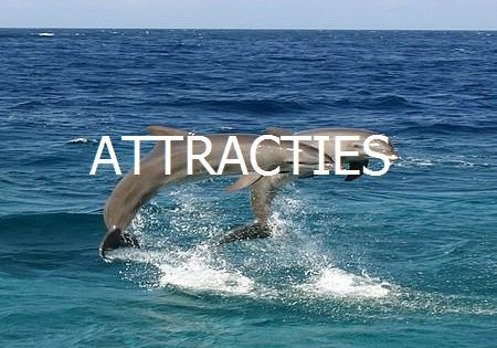 Attracties Curacao