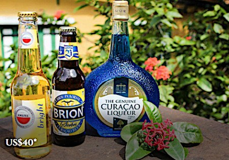 Blue Curaçao Cocktail Experience