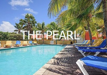 The Pearl of the Caribbean. Bungalow Park Curacao