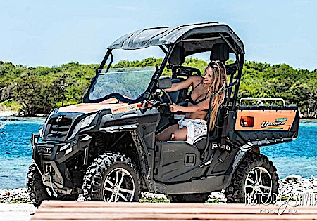 Off Road Buggy Excursions Curacao